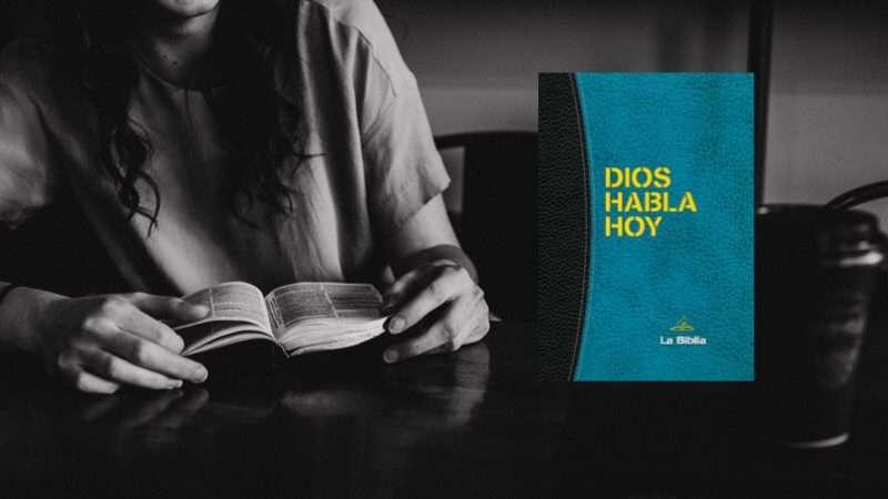 Traducción Dios habla hoy