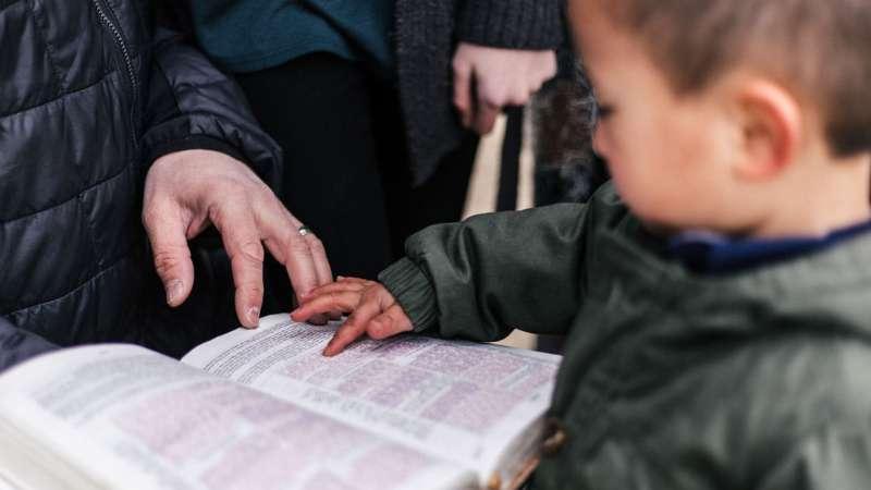 La Biblia en la familia — Parte 1