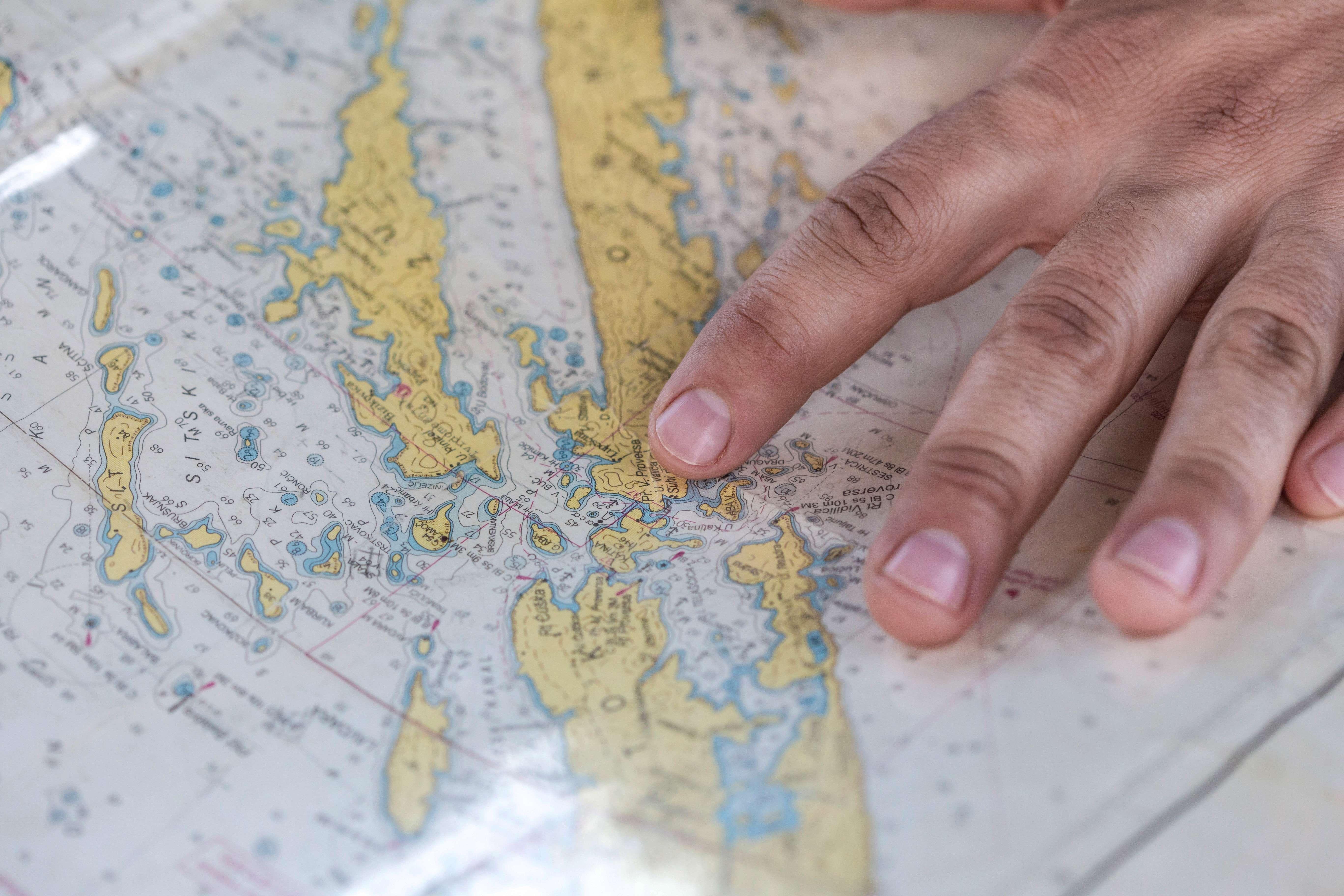 Geografía del mundo bíblico I