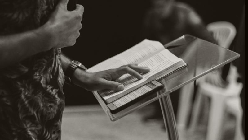 Exégesis y proclamación del AT para la Iglesia Parte 1