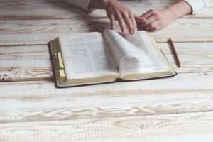 La Biblia de estudio de SBU Parte II