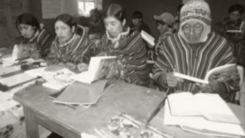 Traducción bíblica y culturas indígenas — Parte 1