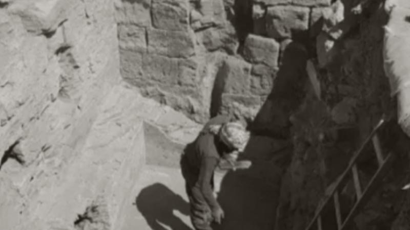 Encontraron la ciudad de Siclag, lugar donde se refugió el rey David